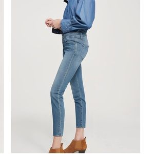 CLOSED Italian Made Baker High Rise Skinny Jeans